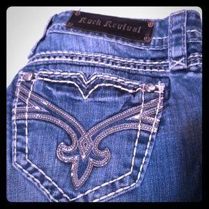 Rock revival Jean's. Size 30